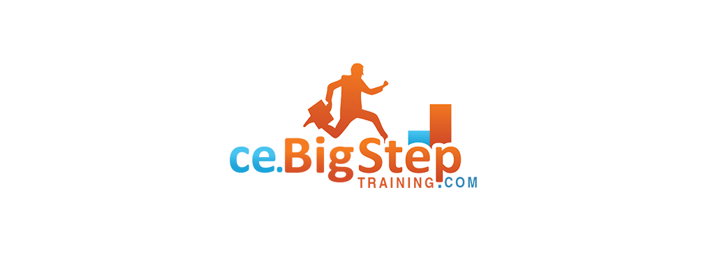 Big Step Training - CE Logo
